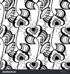 20 Free Printable Valentines Adult Coloring Pages | Coloring ...