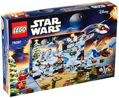 LEGO Star Wars 75097 Advent Calendar Building Kit | Toy Shopper Portal