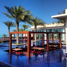 Instagrammer digitalyeti at The St. Regis Saadiyat Island Resort, Abu Dhabi