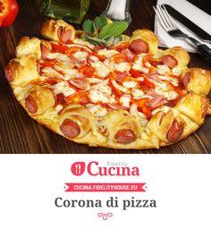 Corona di #pizza