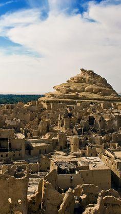 Siwa Oasis: Egypt