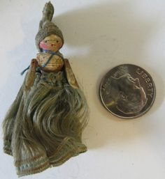 antique peg doll - Google Search