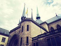 http://www.eyeem.com/p/40913016 #luxembourg #cathedral
