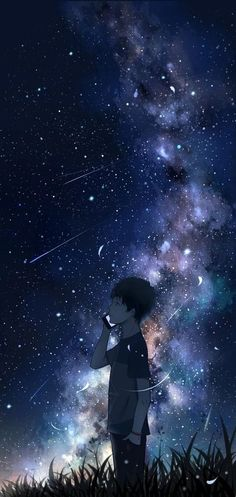 Wallpaper cute anime couple new ideas Wallpaper Casais, Wallpaper Fofos, Anime Scenery Wallpaper, Cute Wallpaper Backgrounds, Pretty Wallpapers, Galaxy Wallpaper, Trendy Wallpaper, Cute Couple Wallpaper, Matching Wallpaper