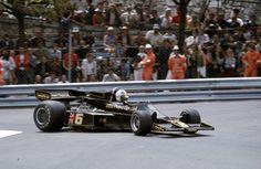 1976 Lotus 77 - Ford (Gunnar Nilsson)