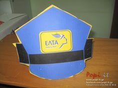 Ο ταχυδρόμος School Organization, Organizing, Activities For Kids, Planets, Preschool, Craft Ideas, Letters, Crafts, Blue
