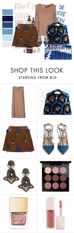 """""""Try to find a lights"""" by claire86-c on Polyvore featuring moda, Gianluca Capannolo, Dries Van Noten, Miu Miu, Valentino, Suzanna Dai, Puma e Maybelline"""