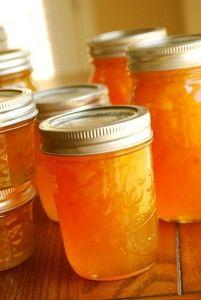 Fresh Peach Jam Recipe