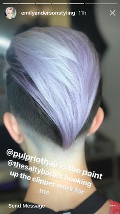 V shaped undercut