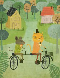 Mia Charro - Illustrator