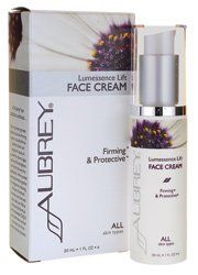 Aubrey Organics Lumessence Lift Firming Renewal Cream 1 oz -- Click image to review more details.
