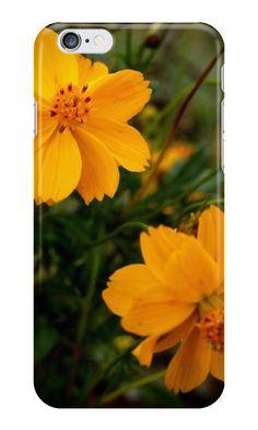 Golden Flowers from A Gardener's Notebook by Douglas E.  Welch