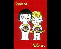 LOVE IS Marmite
