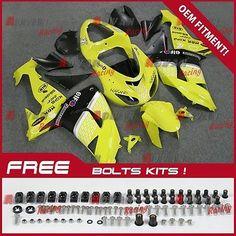 For Kawasaki Ninja ZX10R 2006-2007 Fairings Bolts Screws Set Bodywork 01