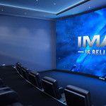 Teatro de lujo Privado IMAX