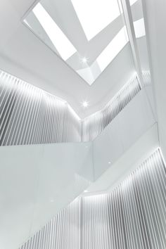 Image 5 of 5 from gallery of H&M Seoul Store / Universal Design Studio. Courtesy of Universal Design Studio Interior Stairs, Interior And Exterior, Interior Design, Architecture Details, Interior Architecture, Displays, Stair Steps, Design Studio, Dezeen