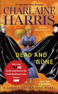 Dead and Gone (Book 9).   Author:  Charlaine Harris