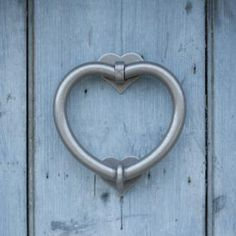 The Jim Lawrence Heart Door Knocker has always been a very popular product. Designed originally by one of our customers, the design was loved by all so much that Jim decided to add it to the product catalogue. A great door knocker for front doors. www.jim-lawrence.co.uk