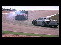 Chris Harris on Cars - LaFerrari v Porsche 918 v McLaren P1 at Portimao. - YouTube