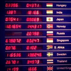 You won't sell Ruble today! #notontheirwatch #travel #holiday #russia #notevenfor16%