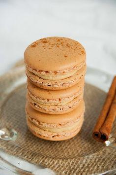 Sweet Boake | Baking Blog : Gingerbread Macarons