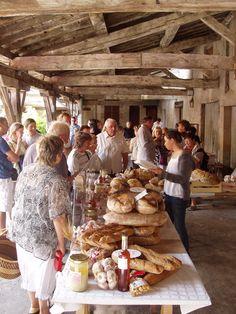 Fête du pain /fête du goût 15 Août à Lautrec Marché de producteurs Animations médiévales