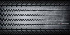 Check your tyres - Save a life - Bridgestone