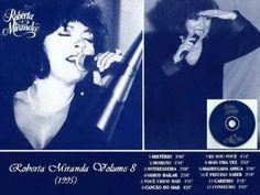 Roberta Miranda - Volume 8 (1995) - CD Completo