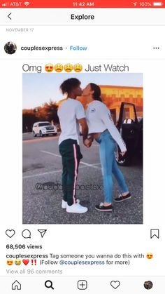 Oommggjust look at this cute relationship goals, relationship videos, cute relationships, life goals Boyfriend Goals Relationships, Boyfriend Goals Teenagers, Dream Boyfriend, Freaky Relationship, Cute Relationship Goals, Future Boyfriend, Relationship Videos, Perfect Boyfriend Quotes, Boyfriend Girlfriend Pictures