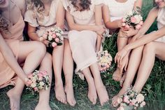 Think Pink: Pink Sapphire Wedding Inspiration! French Bridal Showers, 2015 Fashion Trends, Vegan Fashion, Gifts For Wedding Party, Party Gifts, Bridal Beauty, Pink Sapphire, Sapphire Wedding, Bridal Looks
