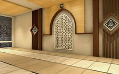 Mosque Architecture, Interior Architecture, Luxury Interior, Home Interior Design, Gypsum Ceiling Design, Prayer Room, Moroccan Design, Small House Plans, Better Homes
