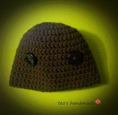 teo's handmade: Fes crosetat baieti Fes, Beanie, Handmade, Fashion, Moda, Hand Made, Fashion Styles, Beanies, Fashion Illustrations