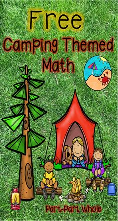 Browse free camping theme activities resources on Teachers Pay Teachers, a marketplace trusted by millions of teachers for original educational resources. Summer School Activities, September Activities, First Grade Activities, First Grade Math, Writing Activities, Second Grade, Grade 1, Easter Activities, Classroom Themes