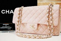 Chanel bag - Girly