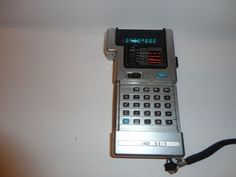 VINTAGE CASIO ST-1 Electronic stopwatch and calculator combined