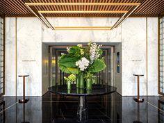 🤔 Where to find creative interior designers GOOD at UNIQUE small space design? Modern Apartment Design, Modern Interior Design, Lobby Interior, Home Interior, Home Design, Design Design, Diwali, Hygge, Bungalow