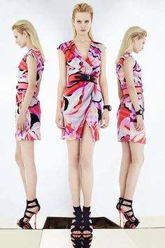 Pre-Spring 2014 - Emilio Pucci Official Website and Online Store: Luxury fashion made in Italy.