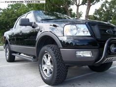 Got my BFG ATs on this weekend - Ford Truck Enthusiasts Forums