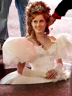 Amy Adams in Enchanted ~ Loved her in this movie!