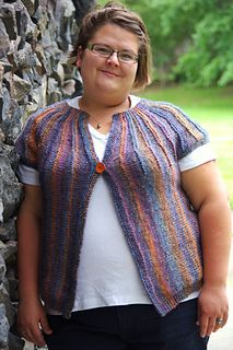 Feature a Free Pattern Friday!  We love this Radiant adult vest by Meghan Jones that uses bulky yarn and comes in sizes from 34 to 62! http://www.ravelry.com/patterns/library/radiant-vest-adult-sizes