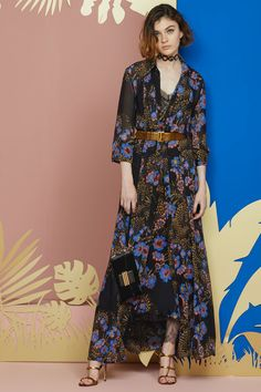 Etro Resort 2018 Fashion Show
