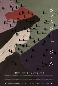 Marcelo Pedroso's 'Brazilian Dream' Poster