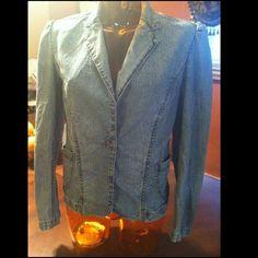 Express Jeans Stretch Top/Blazer/Jacket