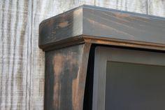 Rustic Farmhouse wall shelf Tv wall shelf by #RaysCustomWoodwork on #Etsy #wood #farmhouse #rustic #style #furniture