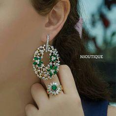 Earrings @remalfala  @Regrann from @nboutique1