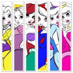 Disney Pop Art, Disney Artwork, Punk Disney, Disney Princess Art, Disney Princesses, Walt Disney Pictures, Disney Quotes, Love Art, Screen Printing