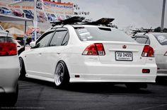 White Es1 Civic