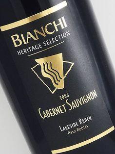 Bianchi Cabernet - $30