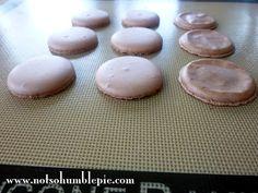 Not So Humble Pie: Macaron Italian Meringue Part 2 French Meringue, Italian Meringue, Macaron Cookies, Macaroons, Macaron Troubleshooting, Macaron Filling, Bakers Gonna Bake, Humble Pie, Food To Make