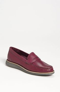 Cole Haan + Nike Penny Loafer. Spring kicks with comfort.